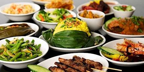 Indonesisch Eten Tickets