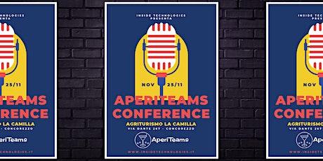 AperiTeams Conference 2021#1 biglietti