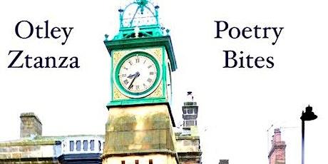 Poetry Bites 6 tickets