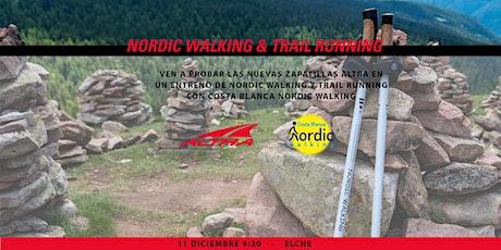 Test Altra -  Marcha Nórdica y Trail Running(Elche) entradas