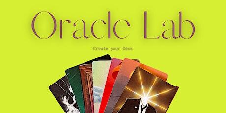 ORACLE  LAB | FEEL Cycle (6 Week Series) tickets
