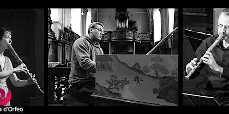 Georg Philipp Telemann ou L'art de divertir ! Concert de la  Cetra d'Orfeo billets