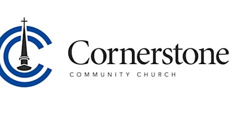 Cornerstone Community Church Service tickets