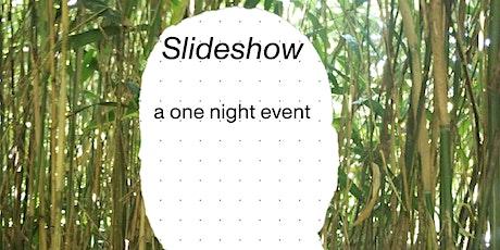 Slideshow w/ G. Farrel Kellum tickets