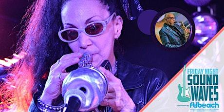 Friday Night Sound Waves presents Ginetta's Vendetta feat. Jessie Jones Jr. tickets