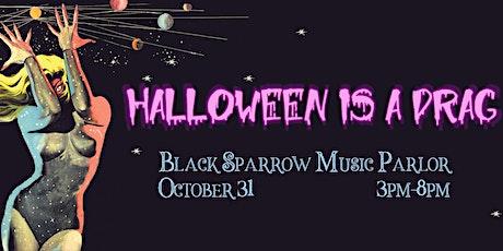 Halloween Hangover Drag Brunch tickets