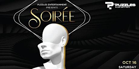 Puzzles Entertainment Presents: Soirée tickets
