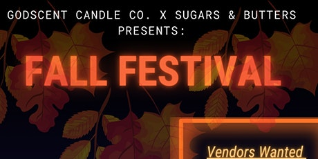 Fall Festival (Vendors Wanted) tickets