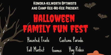 Halloween Family Fun Fest! tickets
