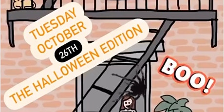 At Home Film Festival: Halloween Edition tickets