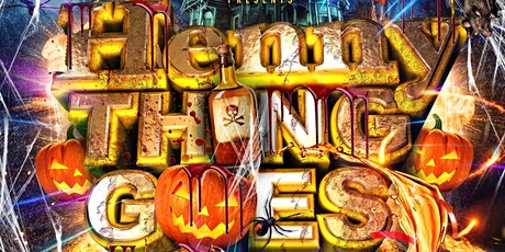 HENNY THING GOES - Northampton's Biggest Halloween Party tickets