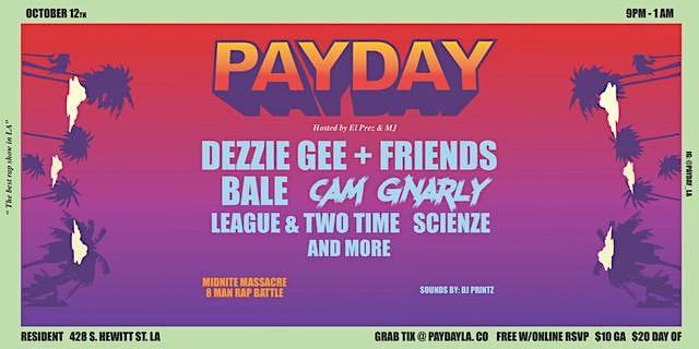 PayDay LA