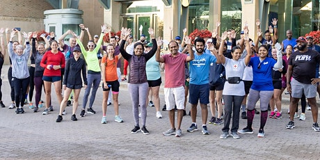TROT & TREAT 5K/10K Group Run supported by lululemon and BMR tickets