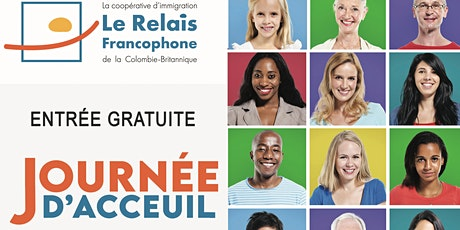 Journée d accueil / Welcoming day tickets