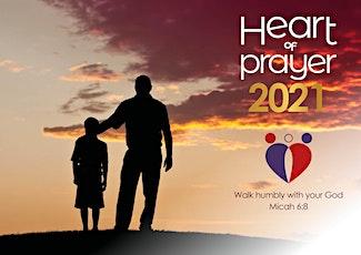 Heart of Prayer 2021 India biglietti