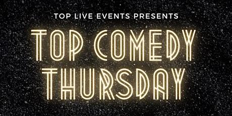 Top Comedy Thursday tickets