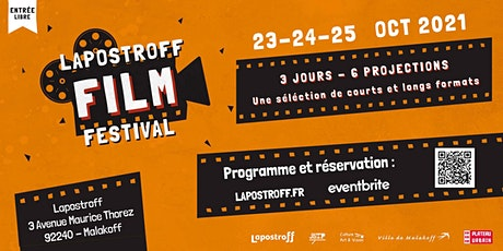 Lapostroff Film Festival #1 billets