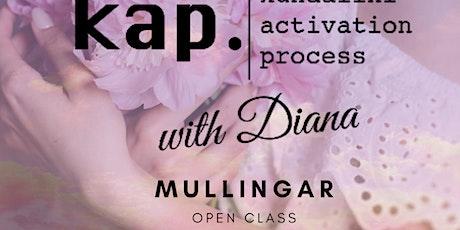KAP Mullingar - Kundalini Activation Process. Open Class tickets