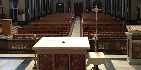 MASS DURING COP26 AT ST ALOYSIUS' CHURCH, GARNETHILL, GLASGOW tickets