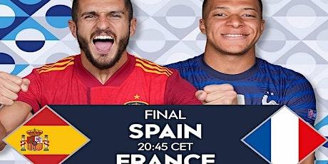 LIVE@!. Frankrijk - Spanje LIVE OP TV 10 oktober 2021 tickets