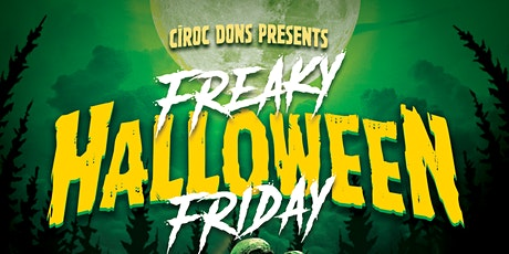 Freaky Halloween Friday 2021 tickets