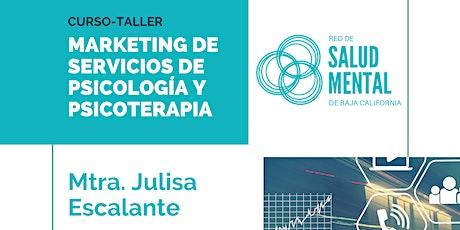 Marketing para Servicios de Psicología y Psicoterapia biglietti