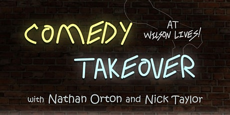 Comedy Takeover: FREE Stand up Show in Williamsburg [WEDNESDAY NIGHT 10/27] tickets