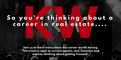 How to Make 100K Your First Year In Real Estate! [Career Day] tickets