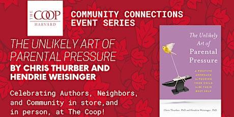 Meet the Author: Hendrie Weisinger, Ph.D. tickets