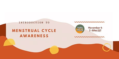 Intro to Menstrual Cycle Awareness tickets