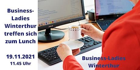 Business - Ladies Winterthur 19.11.2021 tickets
