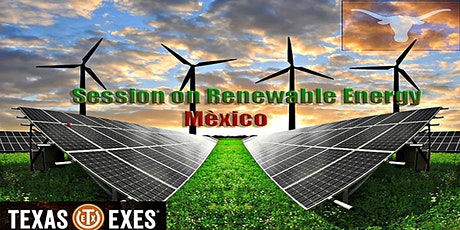 UT Exes Renewable Energy Conf. at Club Industriales 27 Oct 7 PM entradas