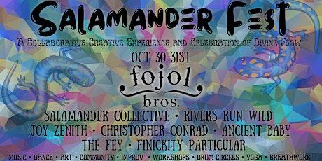 Salamander Fest: Halloween at Fojol Bros tickets