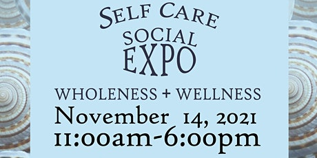 The Self Care Social EXPO tickets