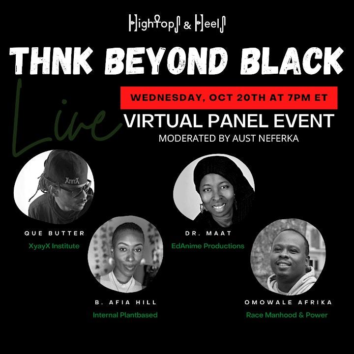 THNK Beyond Black image
