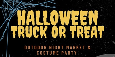 Truck or Treat Halloween Market and Costume Party tickets