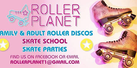 Roller Disco - WEYMOUTH tickets