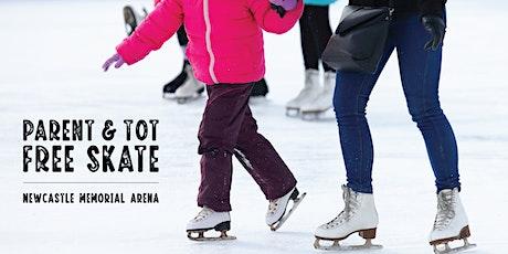 Parent & Tot Free Skate tickets