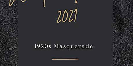 MUSTANG MASQUERADE FORMAL 2021 tickets