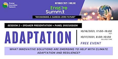 EIN 2021 Enspire Summit Session Ⅱ: Adaptation tickets
