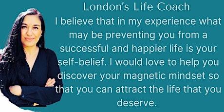 Discover Your Magnetic Mindset Workshop tickets