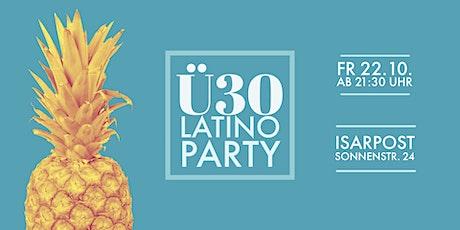 Ü30 Latino Party billets