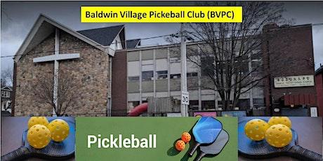Baldwin Village: Pickelball Club tickets