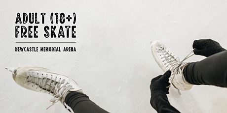 Adult Free Skate tickets