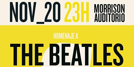 Homenaje The Beatles by Wasabeat entradas