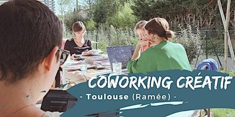 Coworking créatif - Toulouse (Ramée) billets