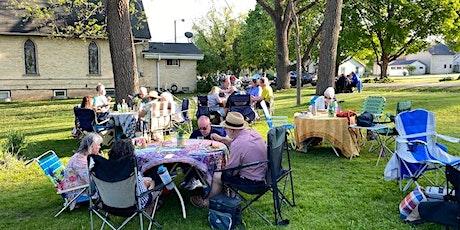 Harvest Market & Family Dinner tickets