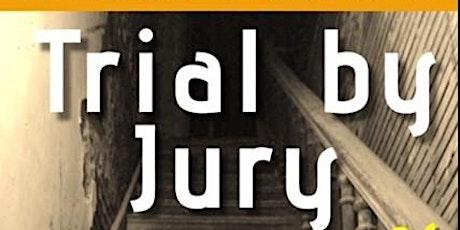 Trial by Jury with Mark Bridgeman tickets