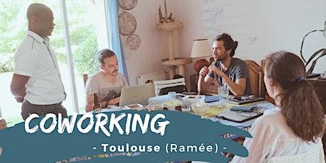Coworking - Toulouse (Ramée) billets
