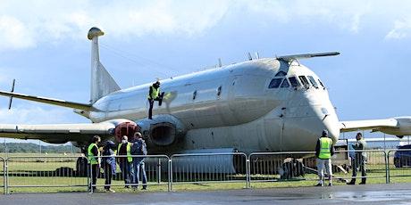 Nimrod Engine Run coinciding with Shackleton Engine Run tickets